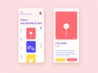 Giving gifts App