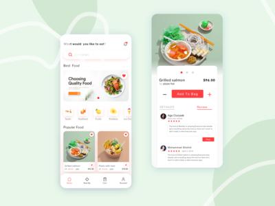 Food App Case Study