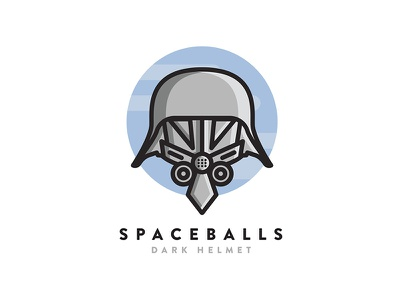 Spaceballs Icon simple icon sci-fi icon icon design spaceballs