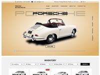 Dealership website redesign
