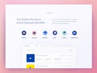 Homepage : Human Benefits