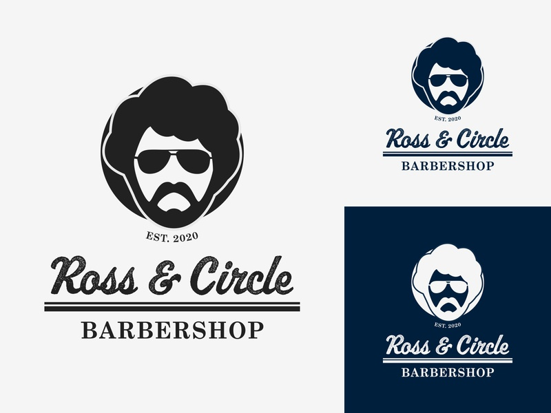 Ross & Circles -Daily Logo Challenge Logo 13/50