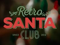 Retro Santa Club