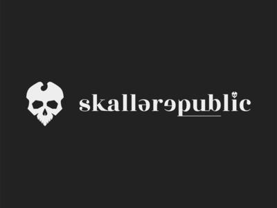 Skalle Republic | Logo Design