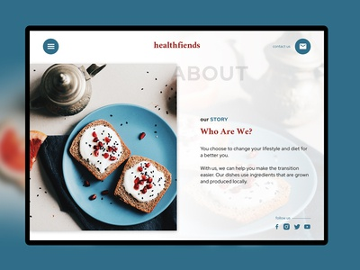healthfiends | About Page