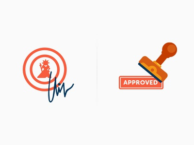 Legal advice justice law simple vector illustration icons