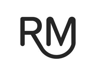 rm logo designs themes templates and downloadable graphic elements on dribbble rm logo designs themes templates and