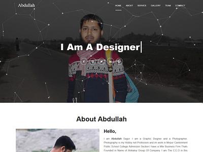 Portfolio theme portfolio graphic desinger web ui  ux website templates html shop template html template html css html 5 web site design