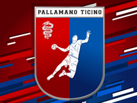 Before and after Logo Handball Ticino