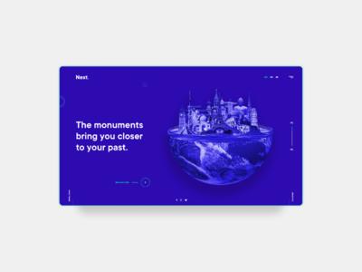MONUMENTS - Concept Design