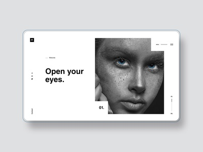OPEN YOUR EYES - Concept Design