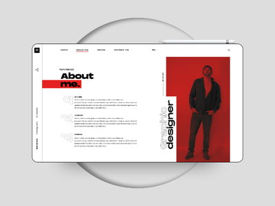 Interactive pdf Indesign portfolio ux design ui design ux ui diseño web web design website