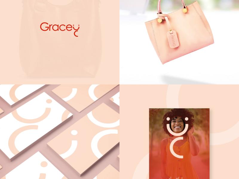 The Brand Gracey branding logo logodesign