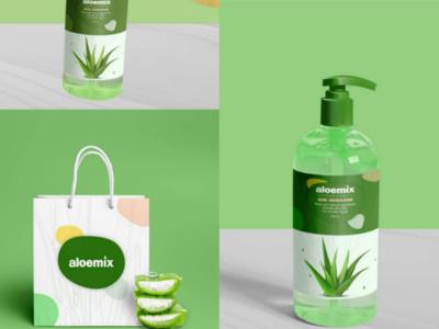 The brand, Aloemix!