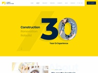 Limbo-Construction Building Company PSD Template