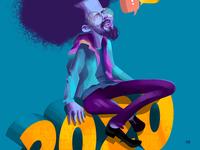 Character Illustration-2020