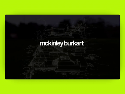 Mckinley Burkart Architects