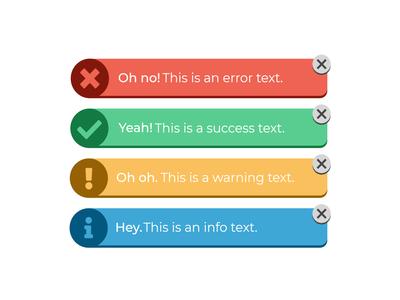 Flash Messages