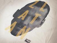 Zlatan t-shirt Collab | PRNT