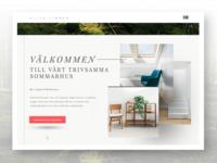 Swedish House Rental