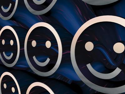 ☺ ☺ ☺ ☺ ☺ ☺ ☺ ☺ ☺ ☺ c4d chrome emoji emoticon smiley face smiley smile unicode object animation render 3d 4d cinema4d