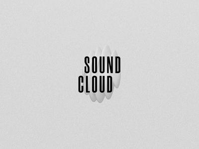 SoundCloud - C4D Logo Concept logo animation typography logotype soundcloud animated logo animation 3d cinema4d c4d logo concept logo