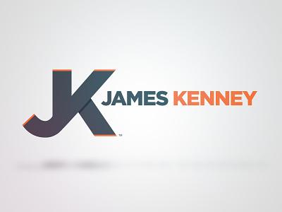Brotherly Love branding logo jk flat dark marketing business identity j k