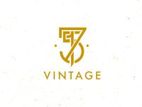 715 Vintage Logo