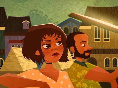 On the way music vectorillustration vectorart illustrator vector art concept illustration