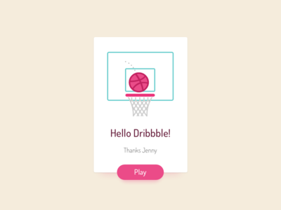 Hello Dribbble! debut thanks dribbble first shoot invite