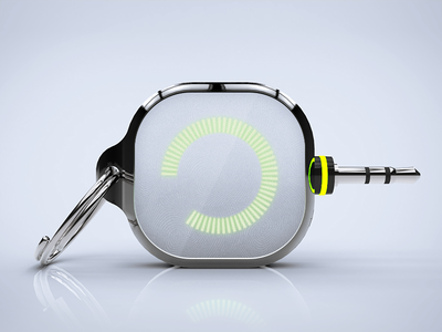 Key product key render product design illustration