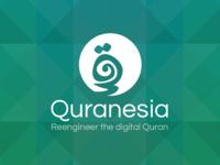 Quranesia new logo