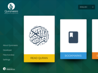 Quranesia the iPad version