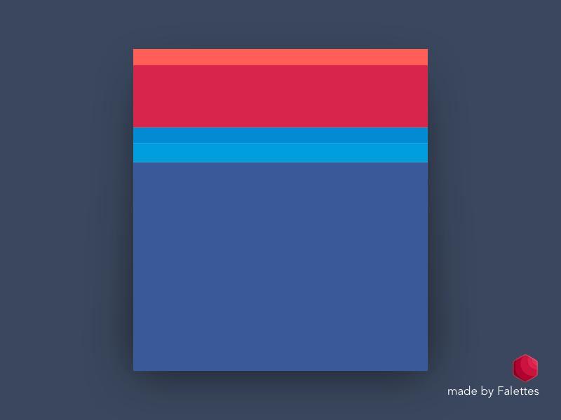 Faceluw falettes rimbunesia madebyfalettes palette app mac color