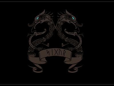 T-Shirt Design Idea - Viking Dragon Drawing clothingbrand design tshirt art freelancer t-shirtdesigner t-shirt teedesginidea merchdesigns tshirtdesgins shirtdesginideas tshirtdesginer shirtdesginer teedeigner merchdesigner merchdesign tee shirt tee