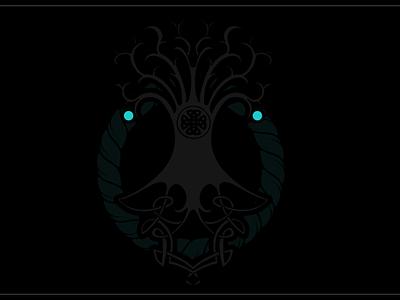 T-Shirt Design Job – Yggdrasill illustration clothing t-shirt design services amin shahrokhi tree t-shirt design fashion yggdrasill yggdrasill vikings merch designer tee designer tshirt designer t-shirt tshirt shirt tee