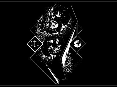 T-Shirt Design Idea – Justice merch grave skulls justice t-shirt desing shirt designer merch desing tees shahrokhi amin shahrokhi aminshahrokhi t-shirt shirt tee