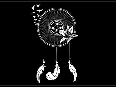 Dreamcatcher - T-Shirt Design Idea freelancer design tee design shirt t-shirt designer merch design amin shahrokhi merch designer tee designer t-shirt design tshirts t-shirts tshirt t-shirt shirts teeshirt tees tee
