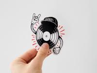 RSD Stickers