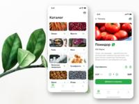Fresh Online Store