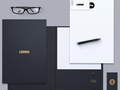 Loring Branding Concept