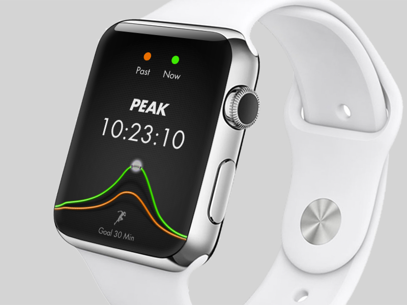 Apple Watch Running running apple watch peak wearable design apple