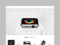 Apple Watch Facelift
