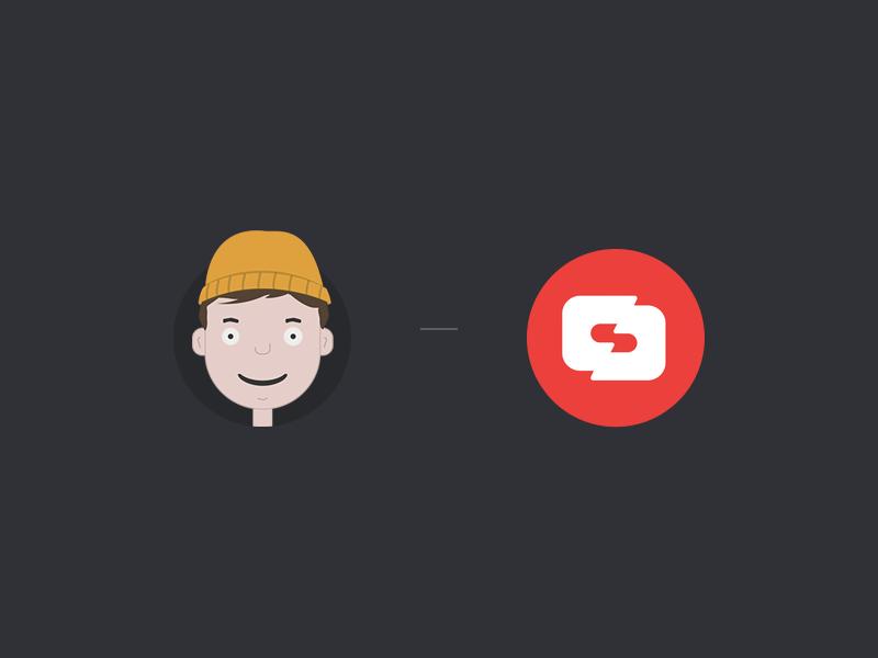 I've Left CreativeDash bold agency character ios mobile web design creativedash new chapter freelance job