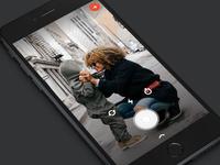 In-App Camera redesign