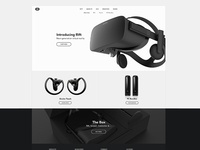 Oculus Product Overview