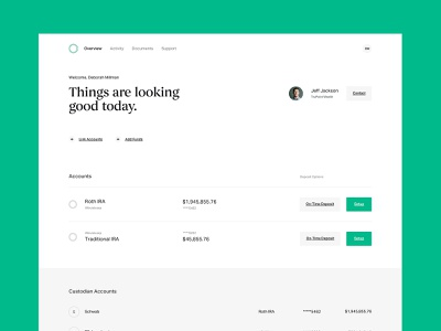 Altruist (WIP) inspiration gray website white web ui design