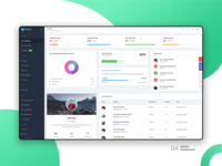 Project : Elite Able Admin Dashboard
