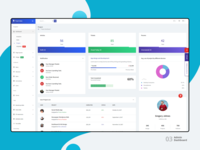 Project Page:  Flash Able Admin Dashboard