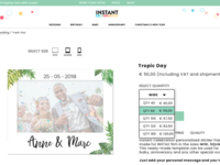 UX Improvments - Product page - Ecommerce